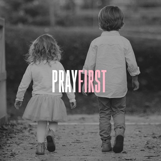 ⁠ | PRAY FIRST |⁠ ⁠ This morning lets pray for the children in our lives, believing for them to go further than us and do great things! That we are intentional around the Legacy we are creating for them following us!⁠ ⁠ ⁠ | Join us this Sunday at 8.45am @ Ripley and 10.15am @ Springfield for our all in Pray First Prayer Meeting |⁠ ⁠ ⁠