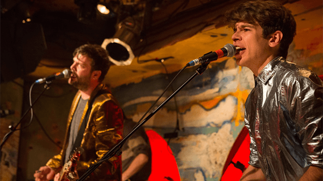 LIVE AT THE SHACKLEWELL ARMS