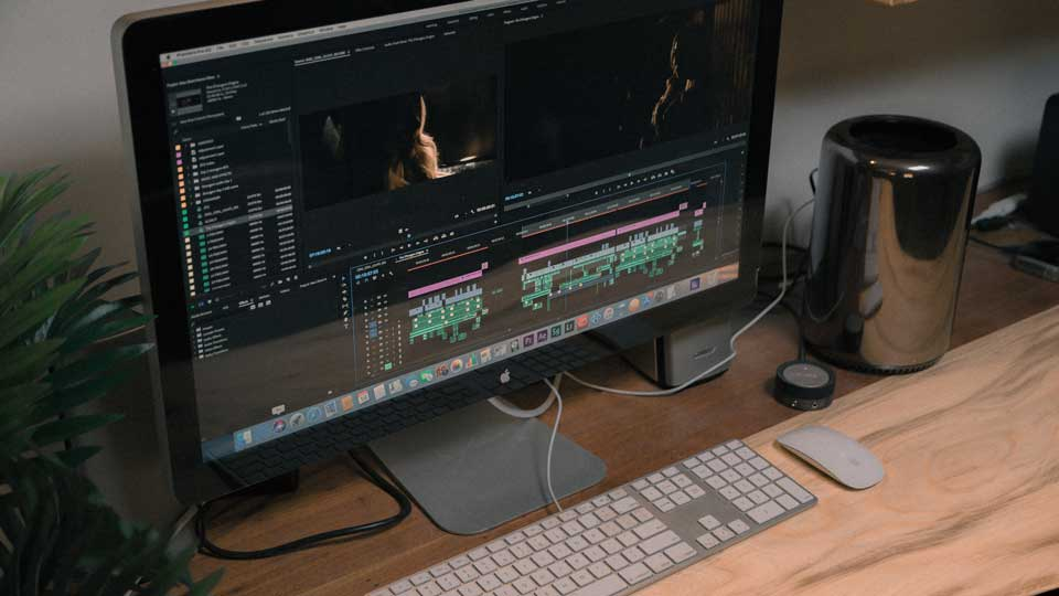 East City Films Post Production Facilities - Adobe Premiere