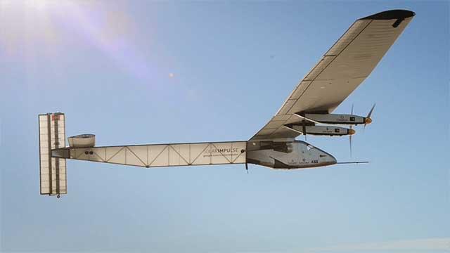 SOLAR IMPULSE - FLIGHT FOR THE FUTURE