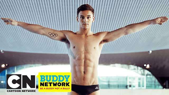 BE A BUDDY NOT A BULLY (TOM DALEY)