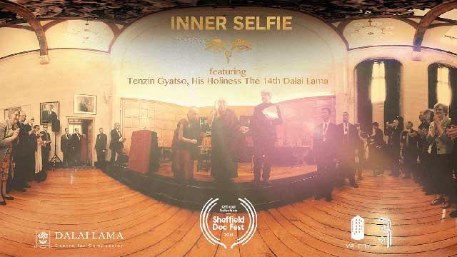 INNER SELFIE FEAT. THE DALAI LAMA