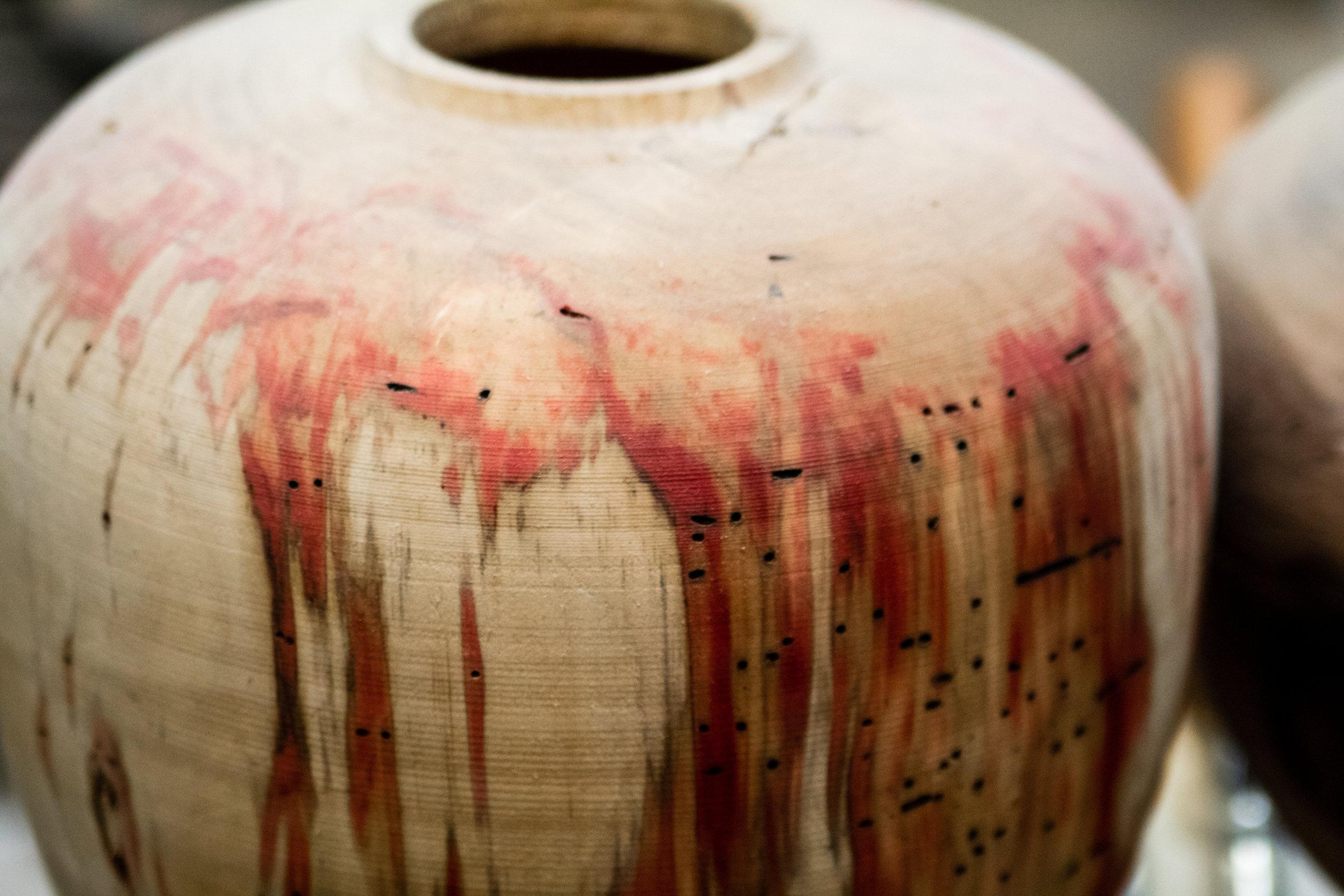 unfinished bowl