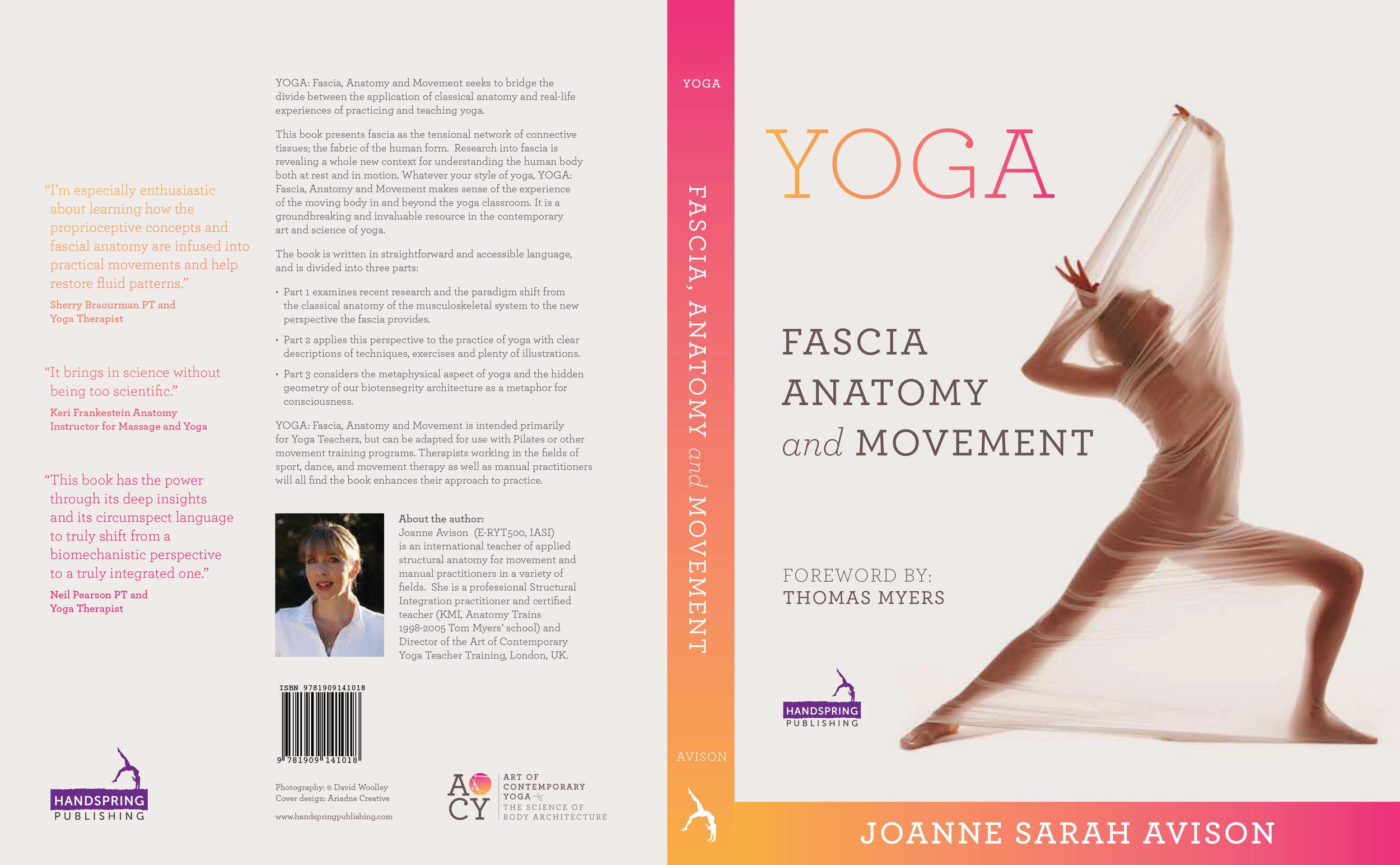 YOGA FASCIA ANATOMY AND MOVEMENT -