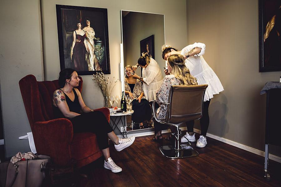 apres frisør til bryllup i stavanger