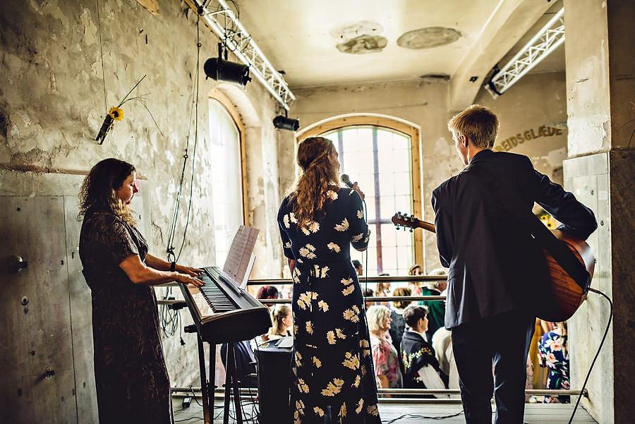 bryllupsmusikk band til vielse i stavanger