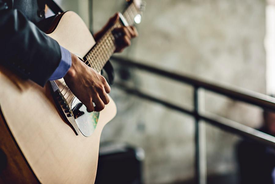 gitar til vielse i stavanger