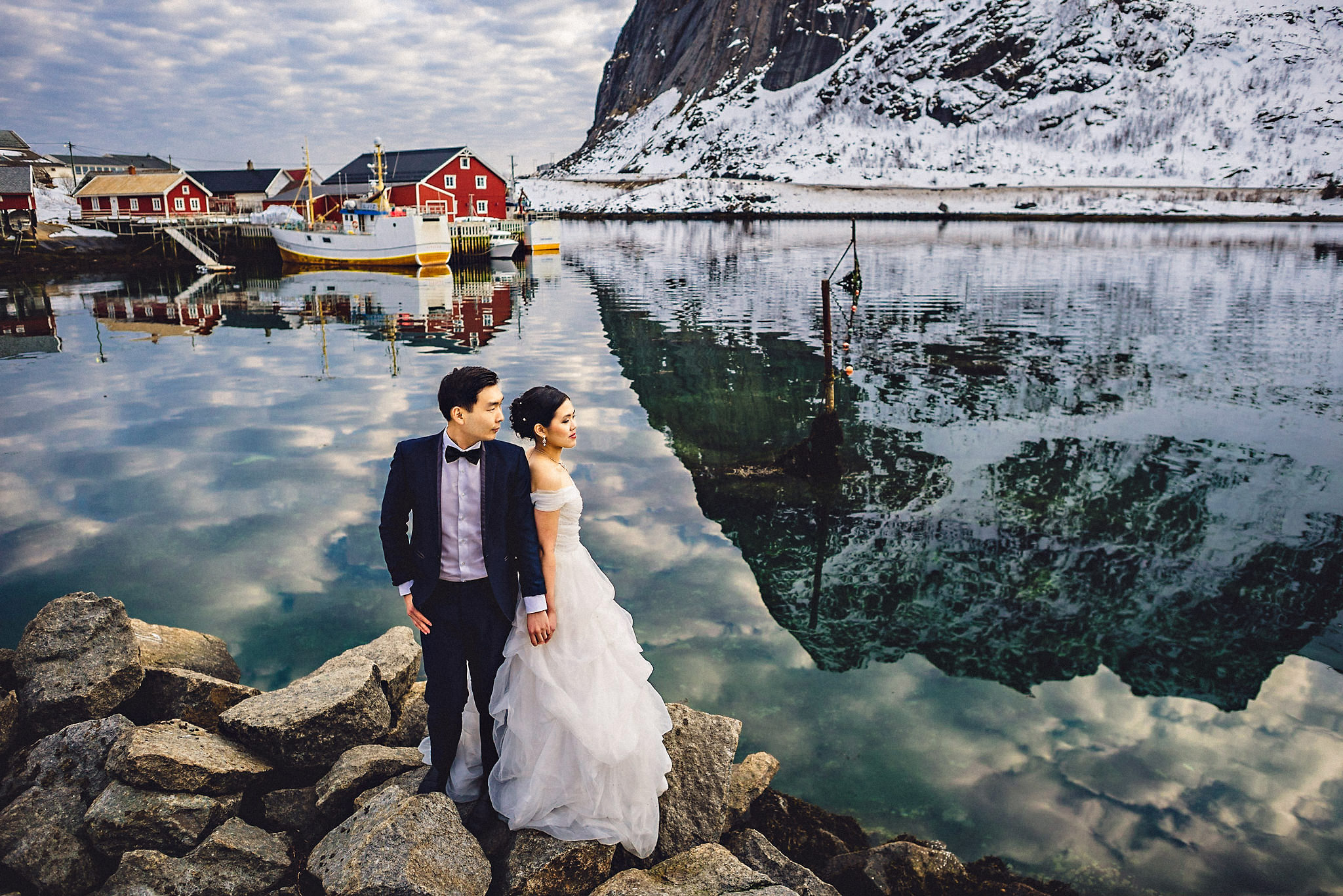 Lofoten wedding photographer