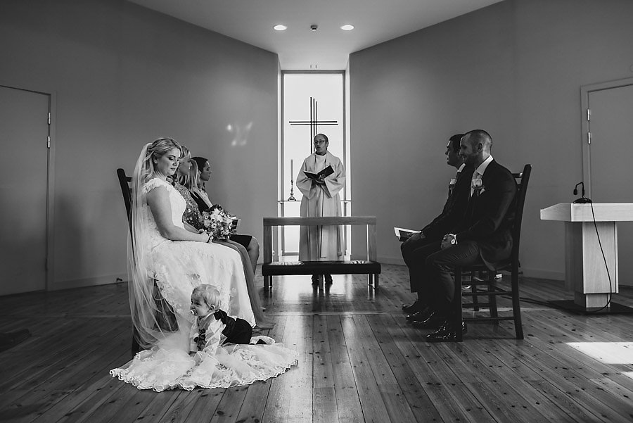 barn i bryllup i stavanger