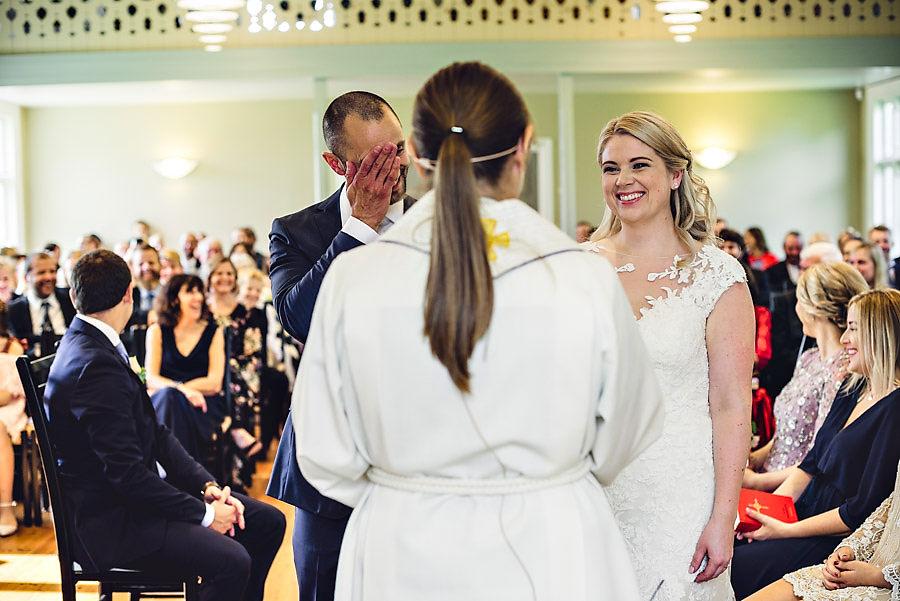 bryllupsfotograf stavanger vielse på hundvåg