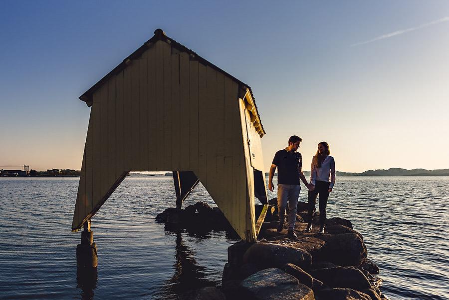 bryllupsfotograf stavanger forlovelsesbilder møllebukta eirik h
