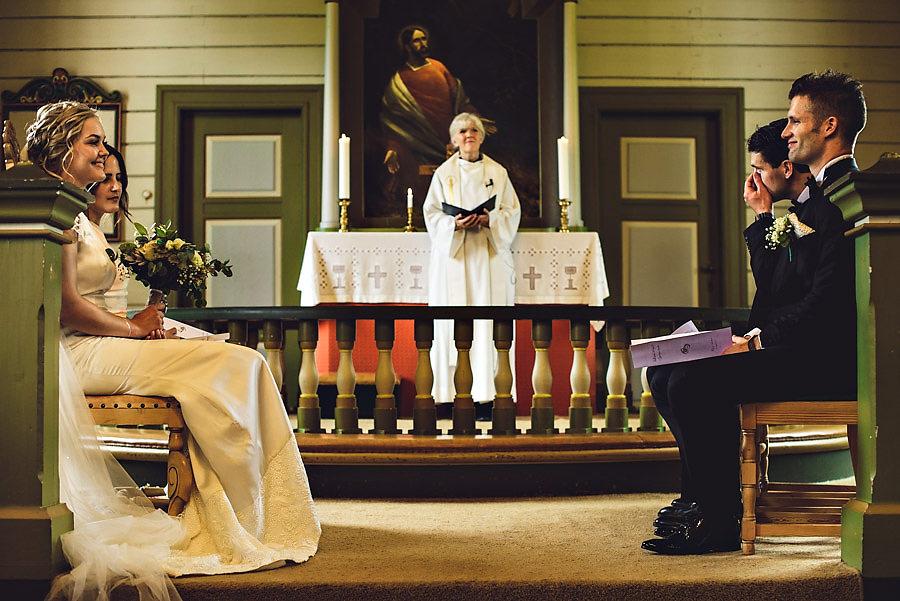vielse og bryllup i oppstryn kyrkje