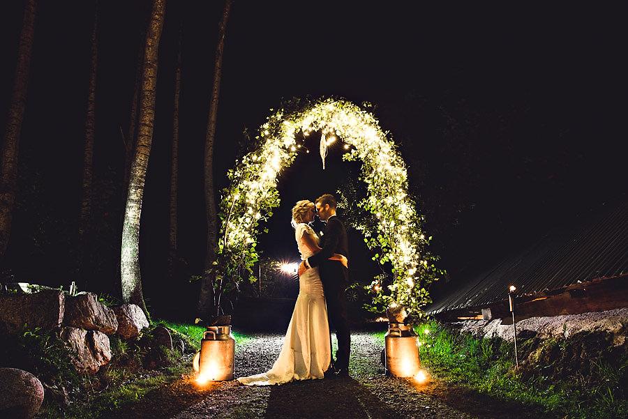 bryllup på yrineset perla ved oldevatnet olden
