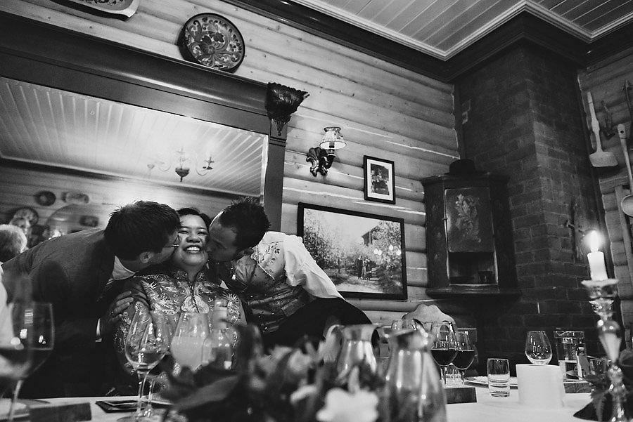 bryllupsfotograf telemark bryllup på tuddal høyfjellshotell