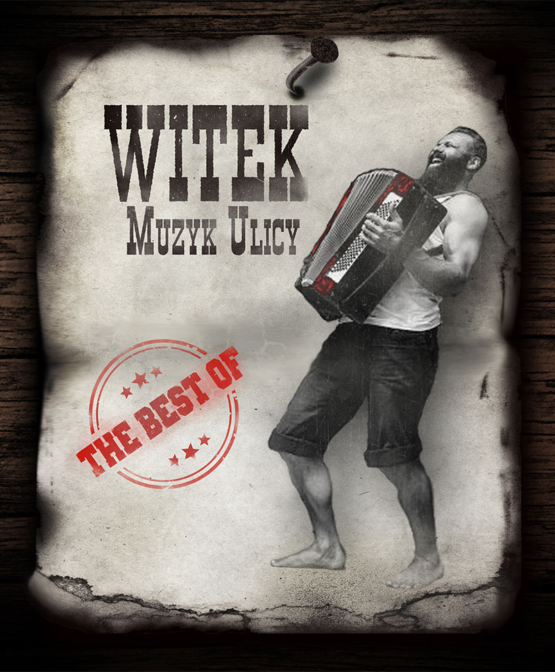 Witek Muzyk Ulicy w Limerick - Impressario: Alternative4