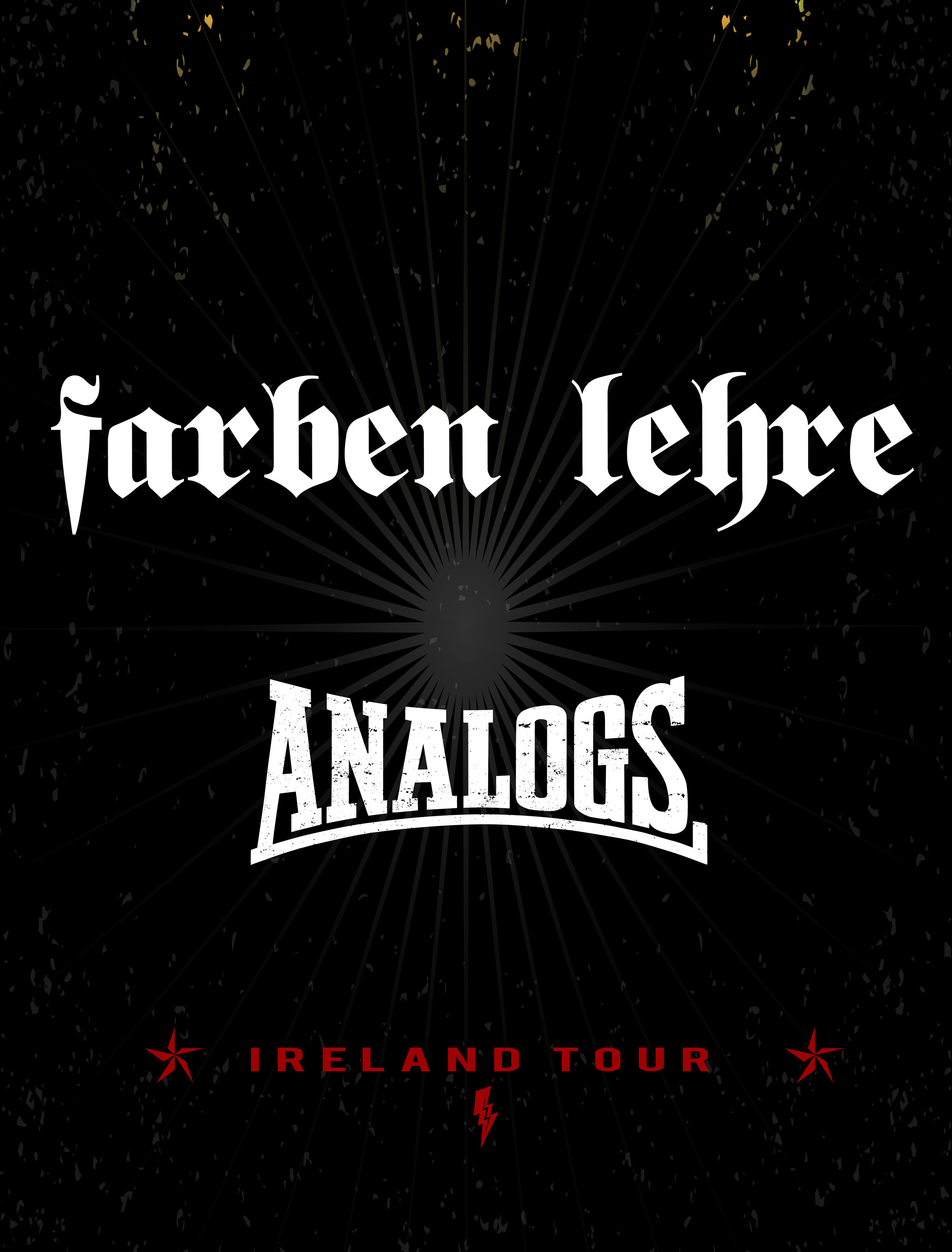Analogs & Farben Lehre - Dublin - Impressario: Alternative 4