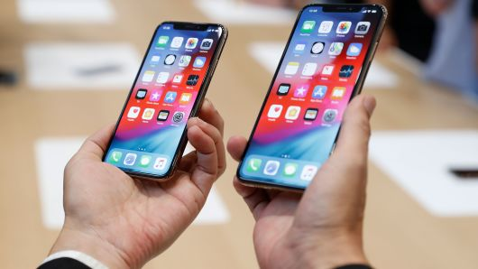 iPhone X S and iPhone X S Max