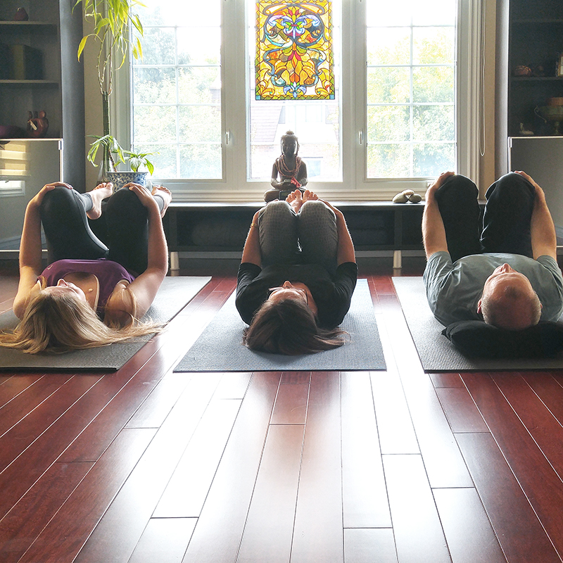 yoga classes - therapeutic yoga