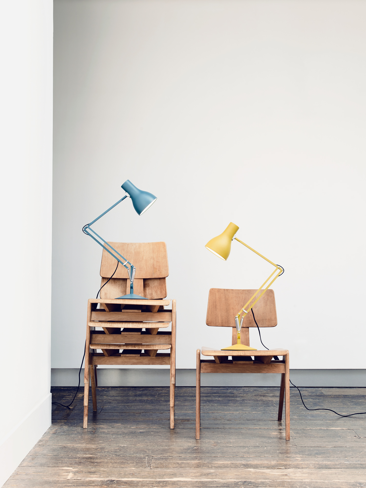 Anglepoise + Margaret Howell - Saxon Blue & Yellow Ochre.jpg