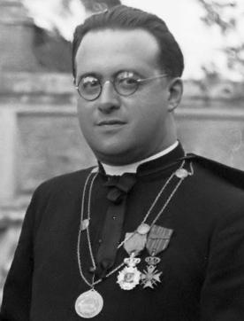 Georges Lemaître - also a Catholic priest