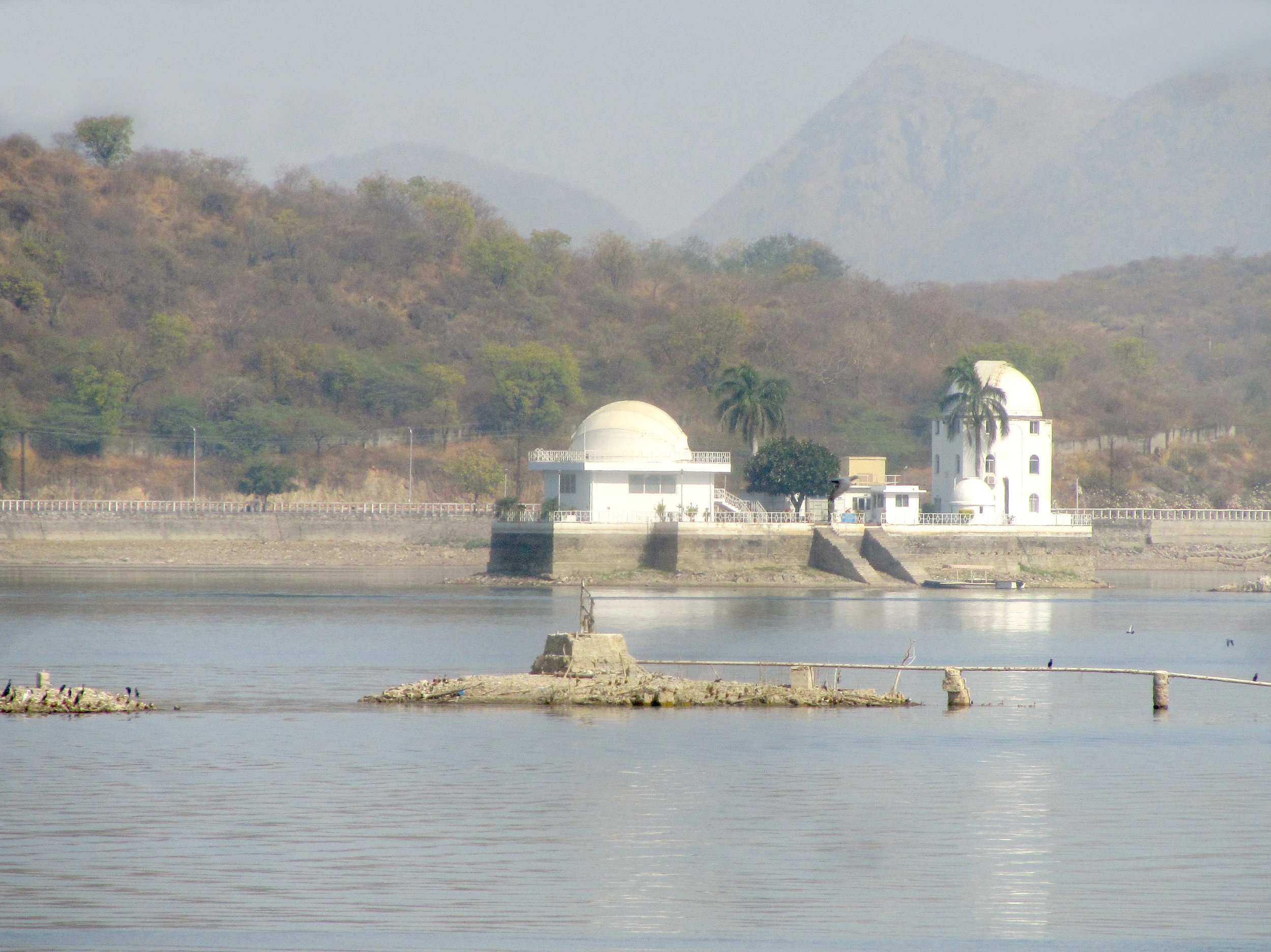 The Solar Observatory, Udaipur