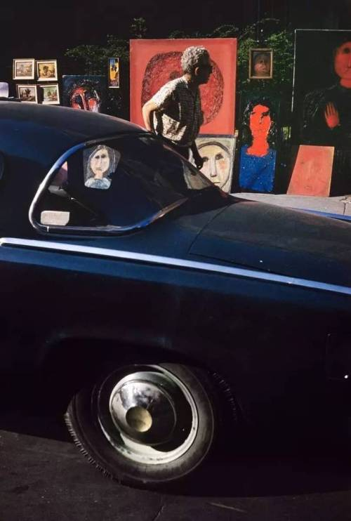 New York City 1952 by Ernst Haas