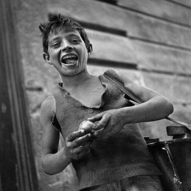 Wayne Miller, Naples 1944