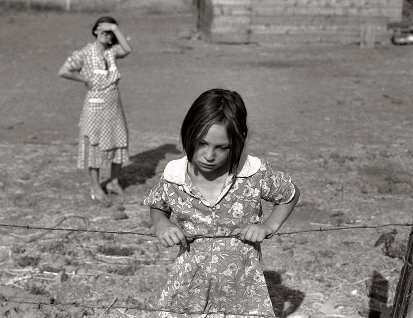 Washington by Dorothea Lange 1939
