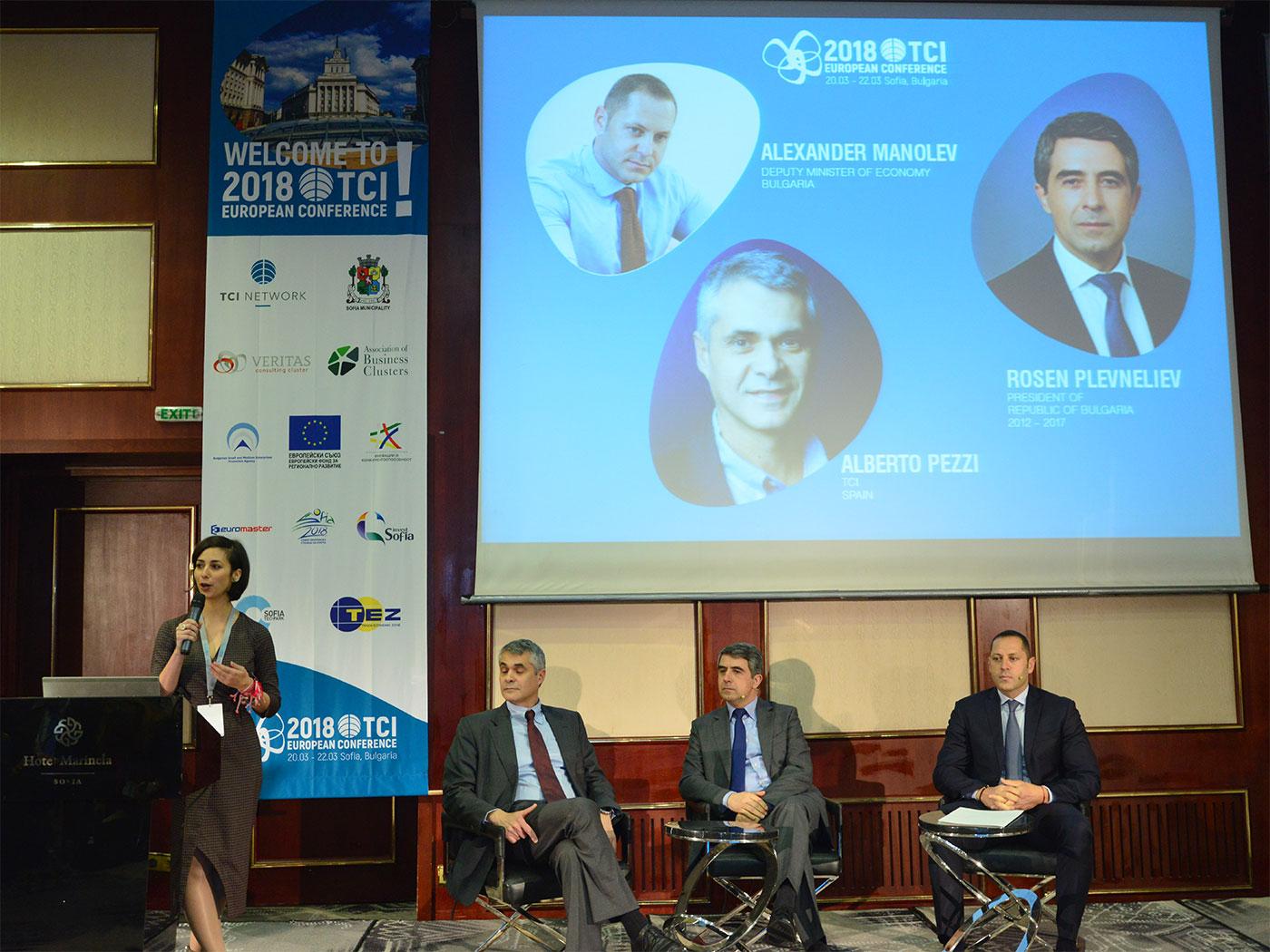 TCI European Conference 2018, София, България