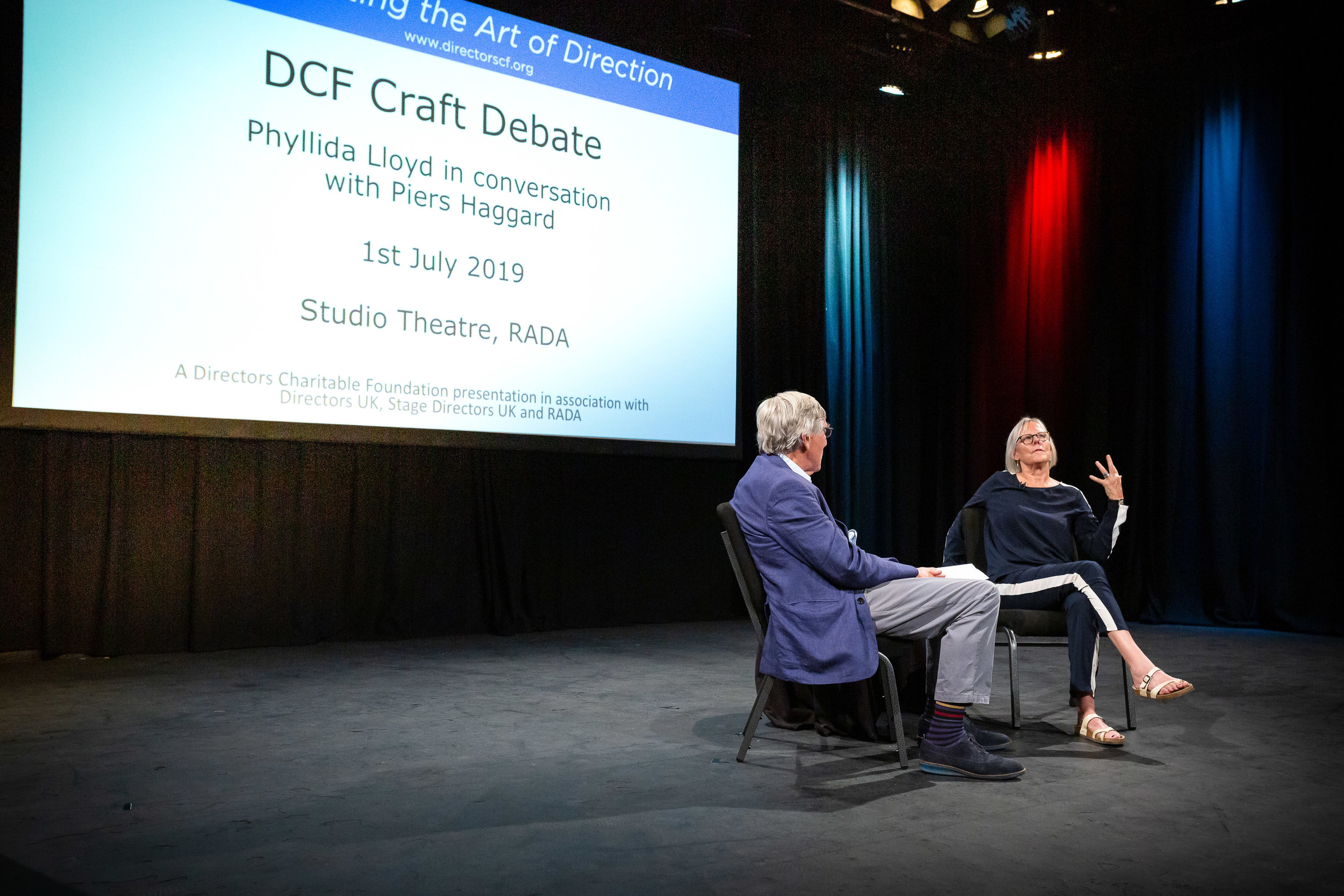 DCF Craft Debate with Phyllida Lloyd at RADA 1st July 2019  © Brendan Foster Photography-262.jpg