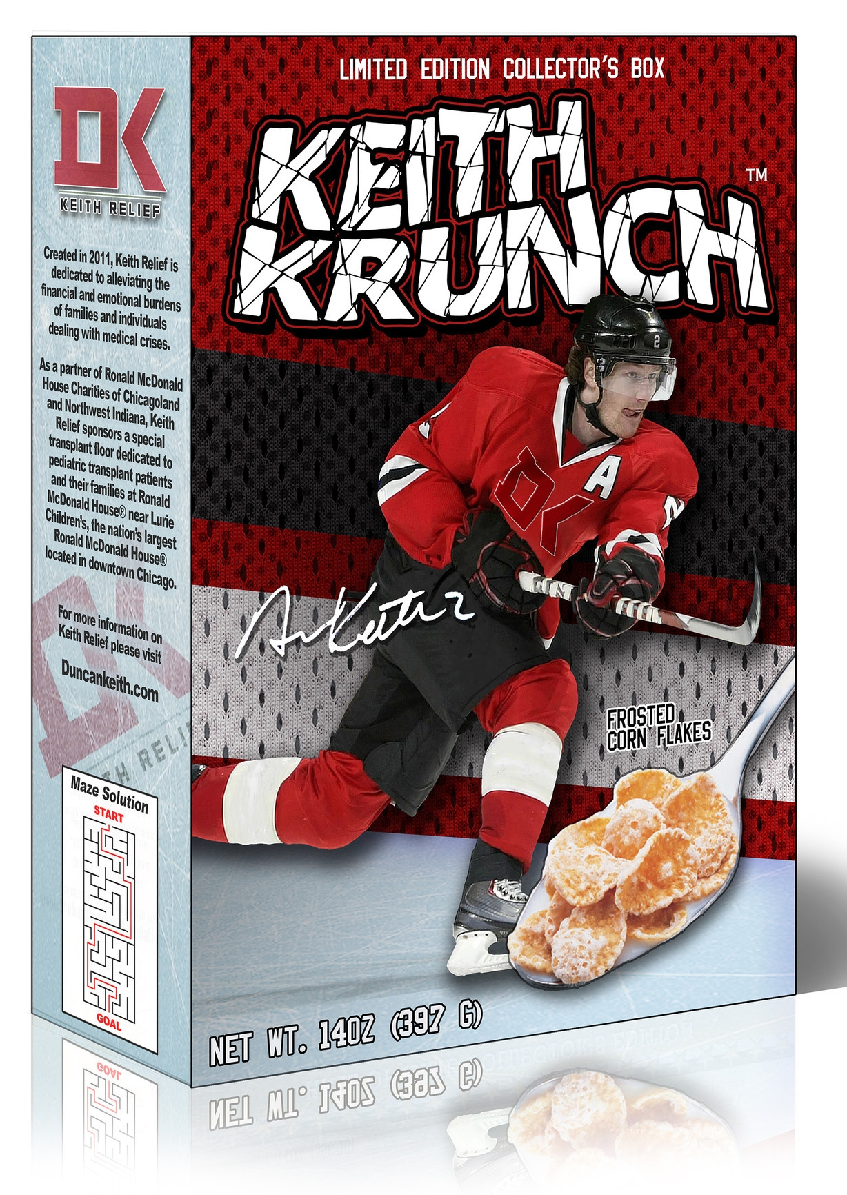 Keith Krunch