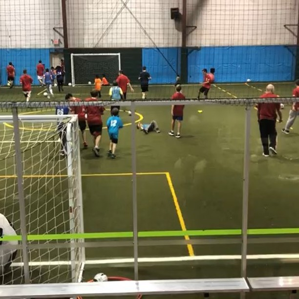 _*TOPSoccer* (The Outreach Program for Soccer) is a community-based training and team placement program for young athletes with disabilities, organized by youth soccer association volunteers. The program is designed to bring the opportunity of learning and playing soccer to any boy or girl who has a mental or physical disability. *THE FIELD HOUSE* is extremely proud to be able to support this great program! _ #topsoccer