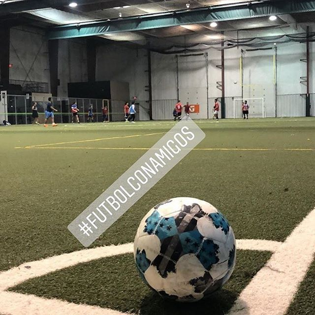 Does your youth team want to play all winter? We have created an ALL INCLUSIVE package for local club and town teams. Play and train at The Field House at Sparta. Register early before all of the prime time practice slots are gone!  Deadline is Dec 1st. For registration and information visit our website www.spartafieldhouse.com
