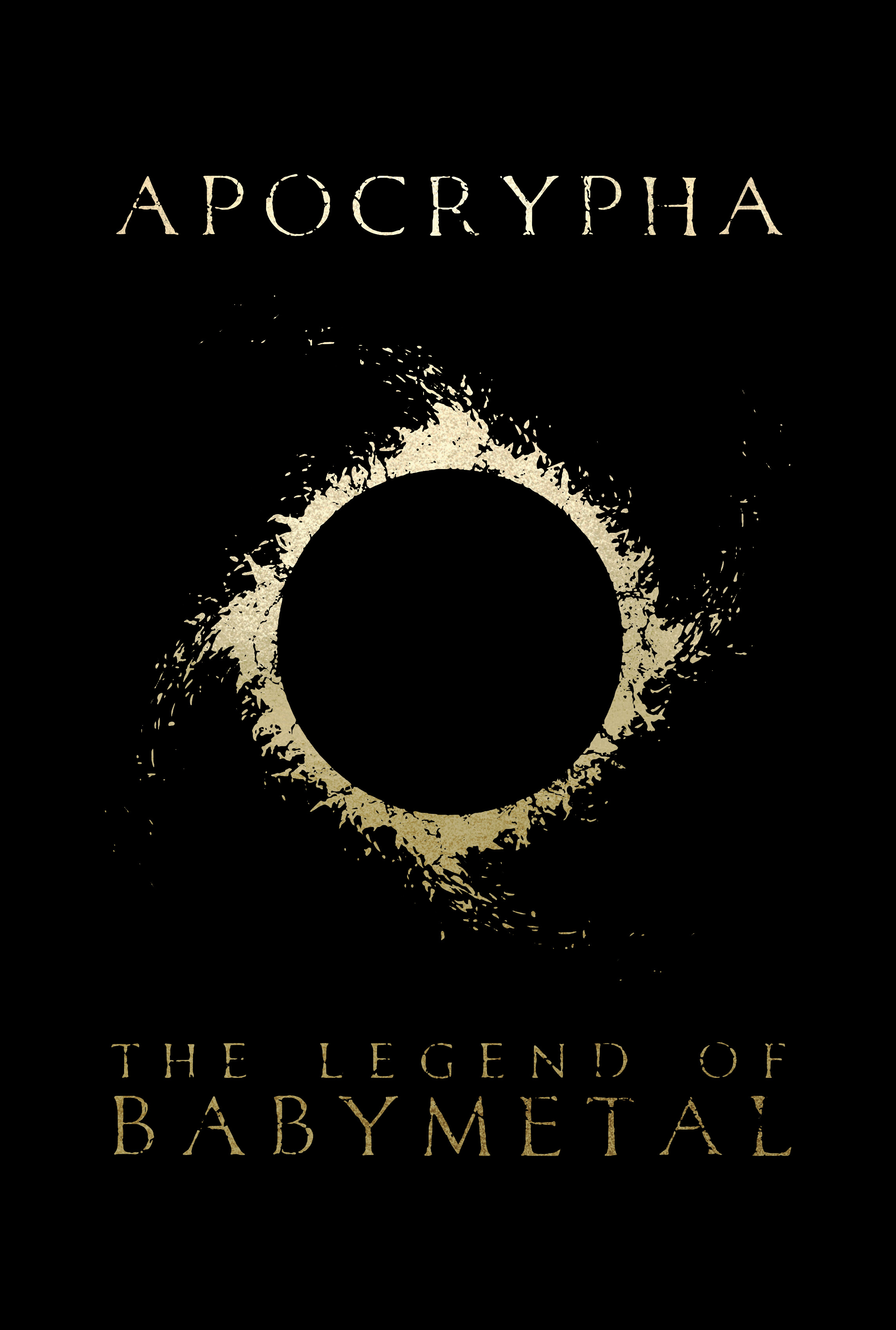 Apocrypha The Legend of BABYMETAL  by the Prophet of the Fox God and GMB Chomichuk  Discover the myth of the worldwide music sensation BABYMETAL. Tasked with defeating the forces of darkness and division, the metal spirits must travel through a variety of eras of time, assuming different forms and identities. What we are seeing is not the BABYMETAL of the present. It's the original story based on BABYMETAL you've never heard before. The long-hidden metal spirit's apocrypha of the METAL RESISTANCE will emerge.   Limited Deluxe Edition of 500 available here.