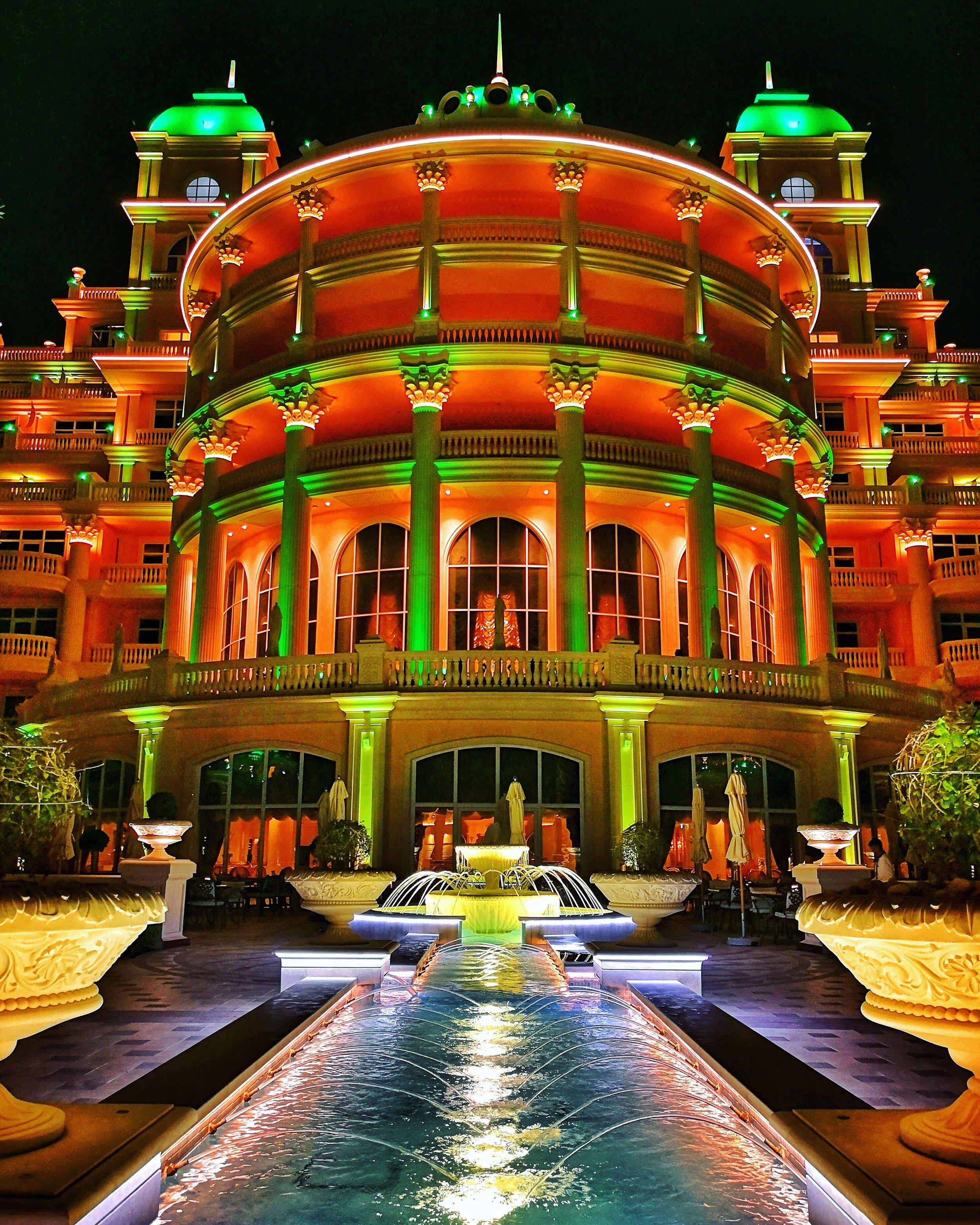 Emerald Palace Kempinski - Stunning By Day, Astonishing By Night.