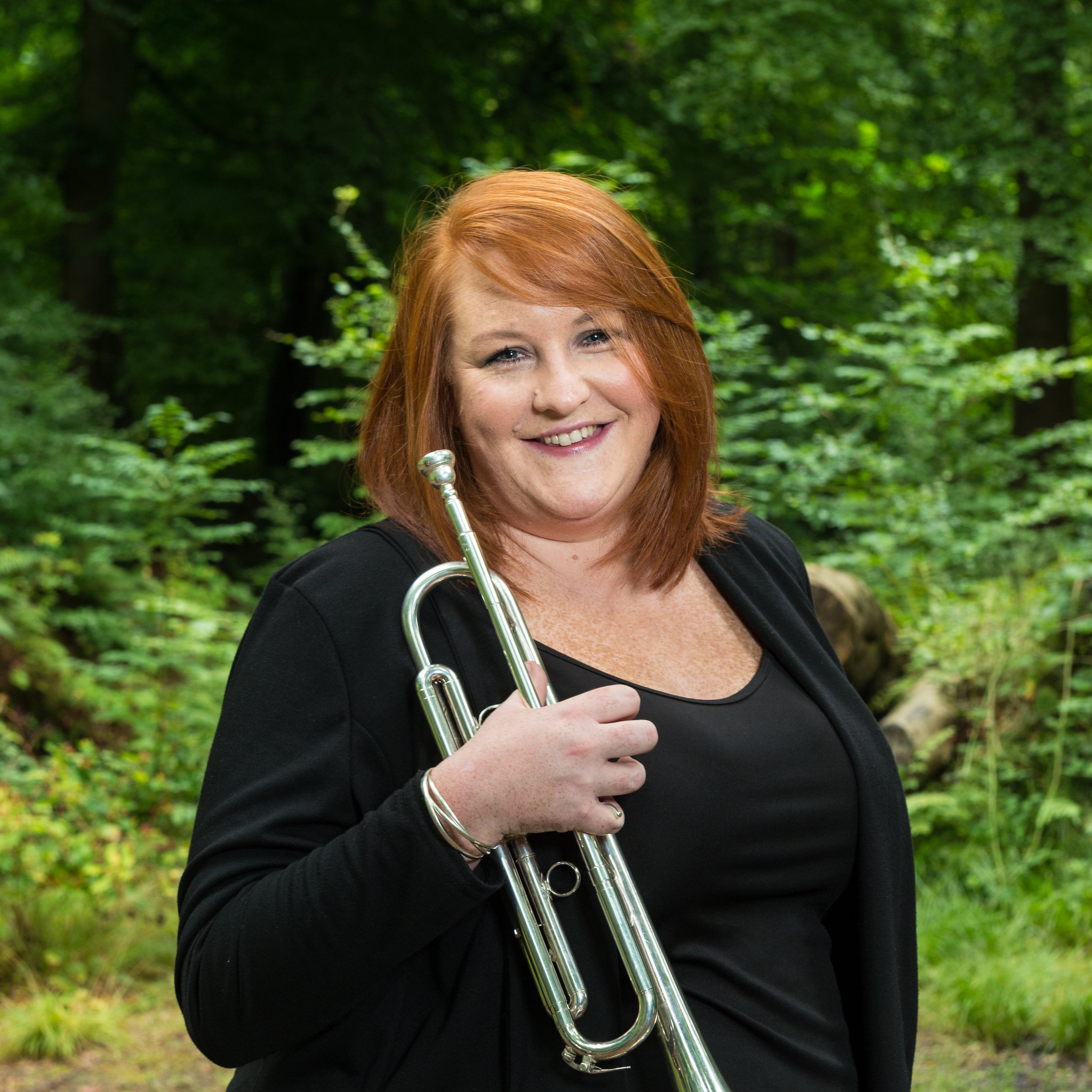 Pamela Stainer - Pamela studied at the Guildhall School of Music and Drama in London and was a founding member of Brass Spectrum Brass Quintet.She has performed with the RTÉ National Symphony Orchestra, the RTÉ Concert Orchestra, and the Ulster Orchestra.As a soloist she has performed in the Ulster Hall, Belfast, and across Europe.She works as a trumpet teacher and music arranger, and contributes important education work as a member of Brass Spectrum and Artemis Brass.