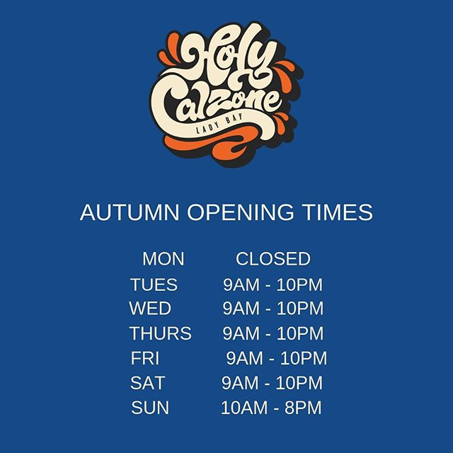 🍂🍁From next week we will be closing on Mondays🍁🍂. Open as usual every other day, praise be! ☕️🍺🍕🥓🥞🥑 #brunch #lunch #pizza #perfectpancakes #autumniscoming🍁