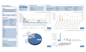 Jet Analytics Analytics and dashboards - Design your own in Excel or Microsoft Power BI