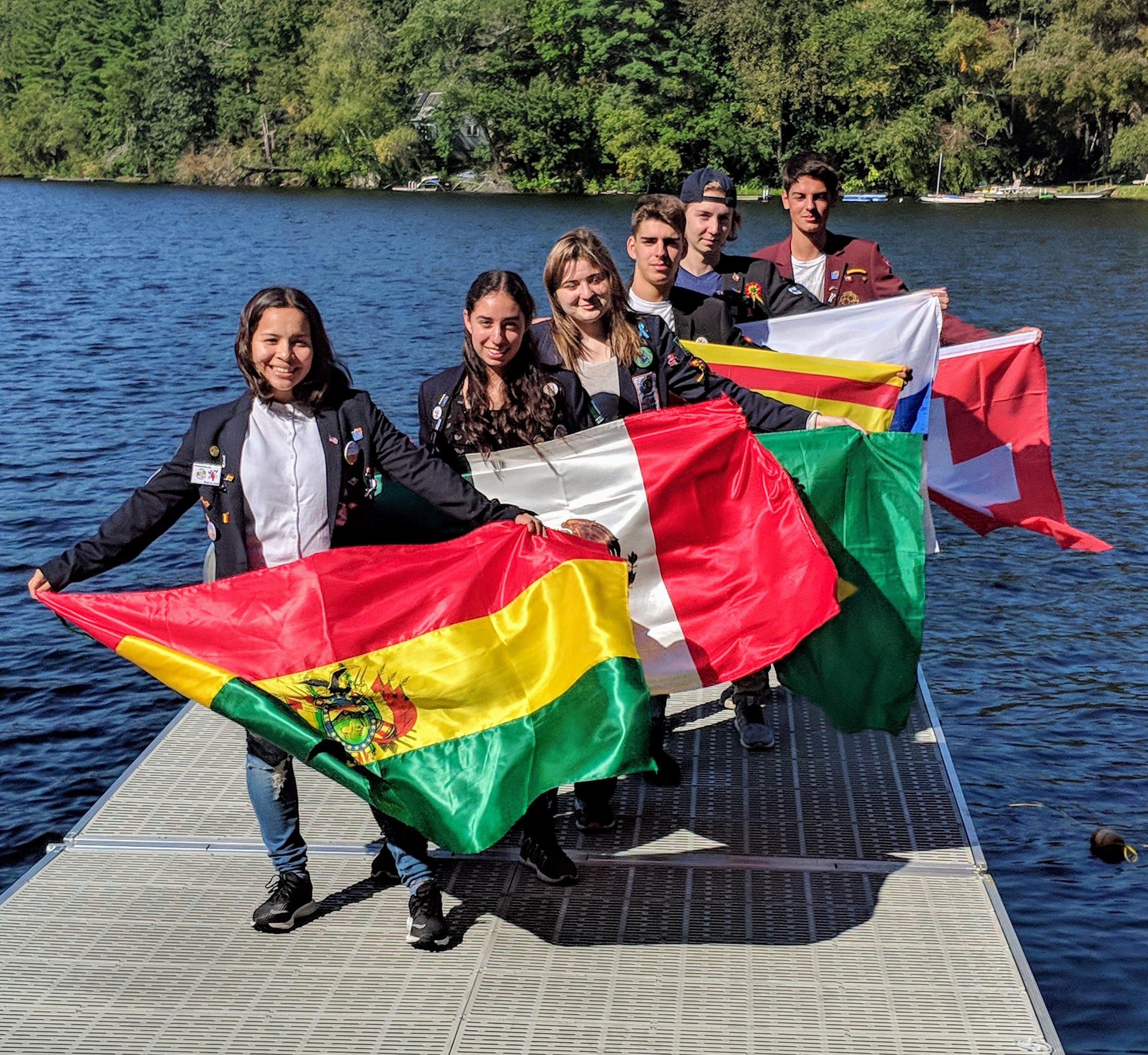 2018-19 Students at Camp Rotary.jpg