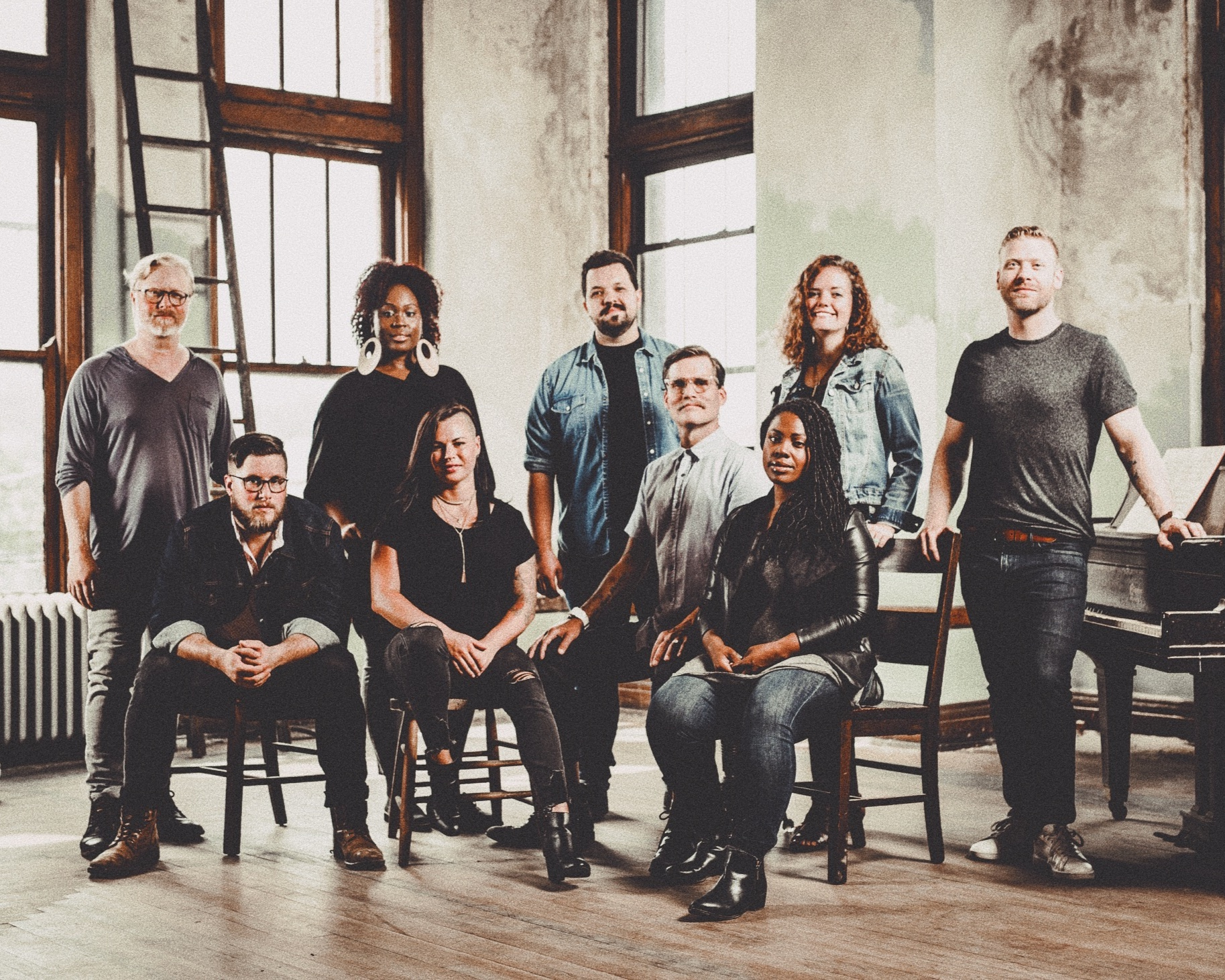 CROSSROADS MUSIC - Worship Collective of Crossroads Church(recently named the fastest growing church in America)