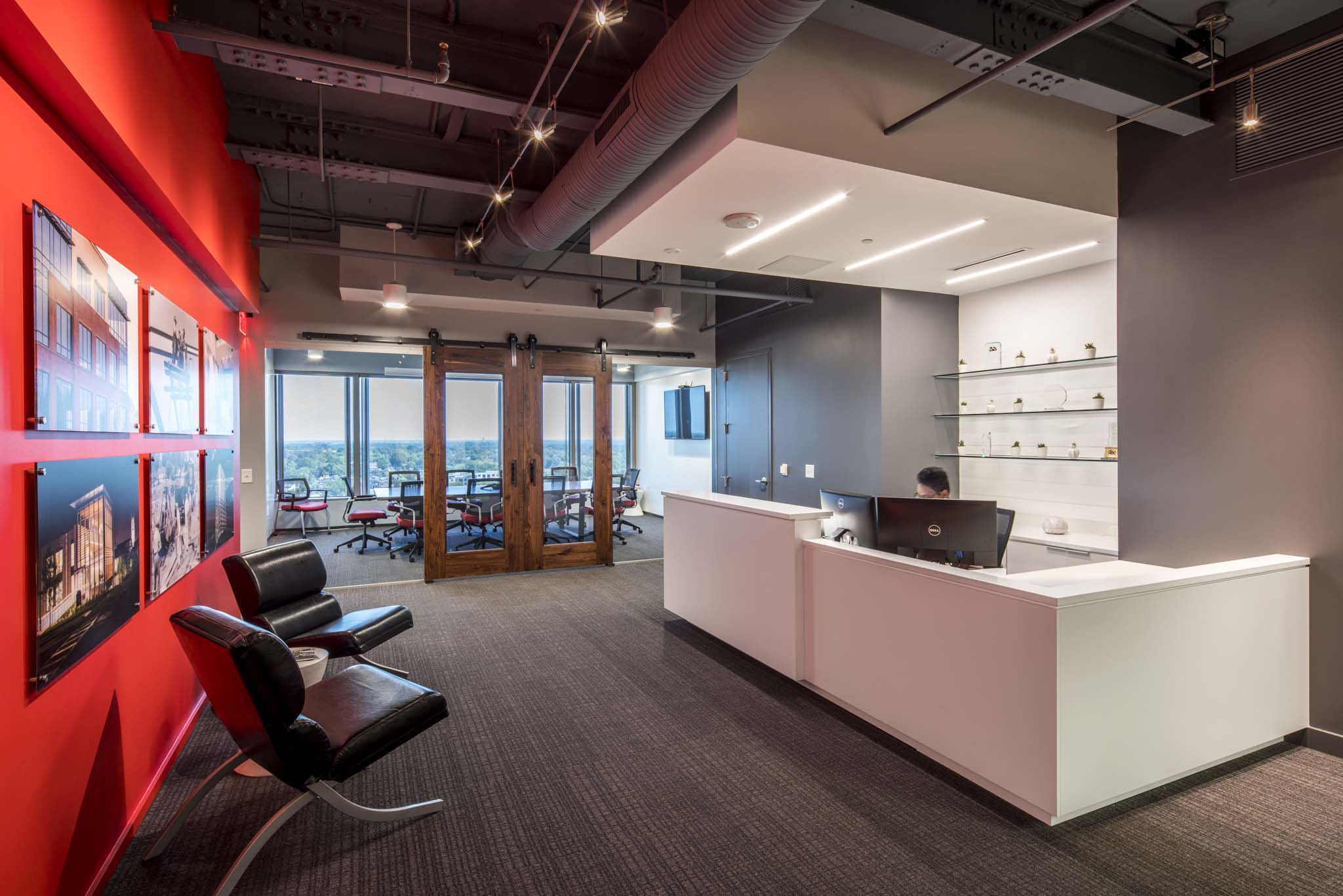 GILBANE - RALEIGH, NC5,000 SF• Global integrated construction and facility management services firm.