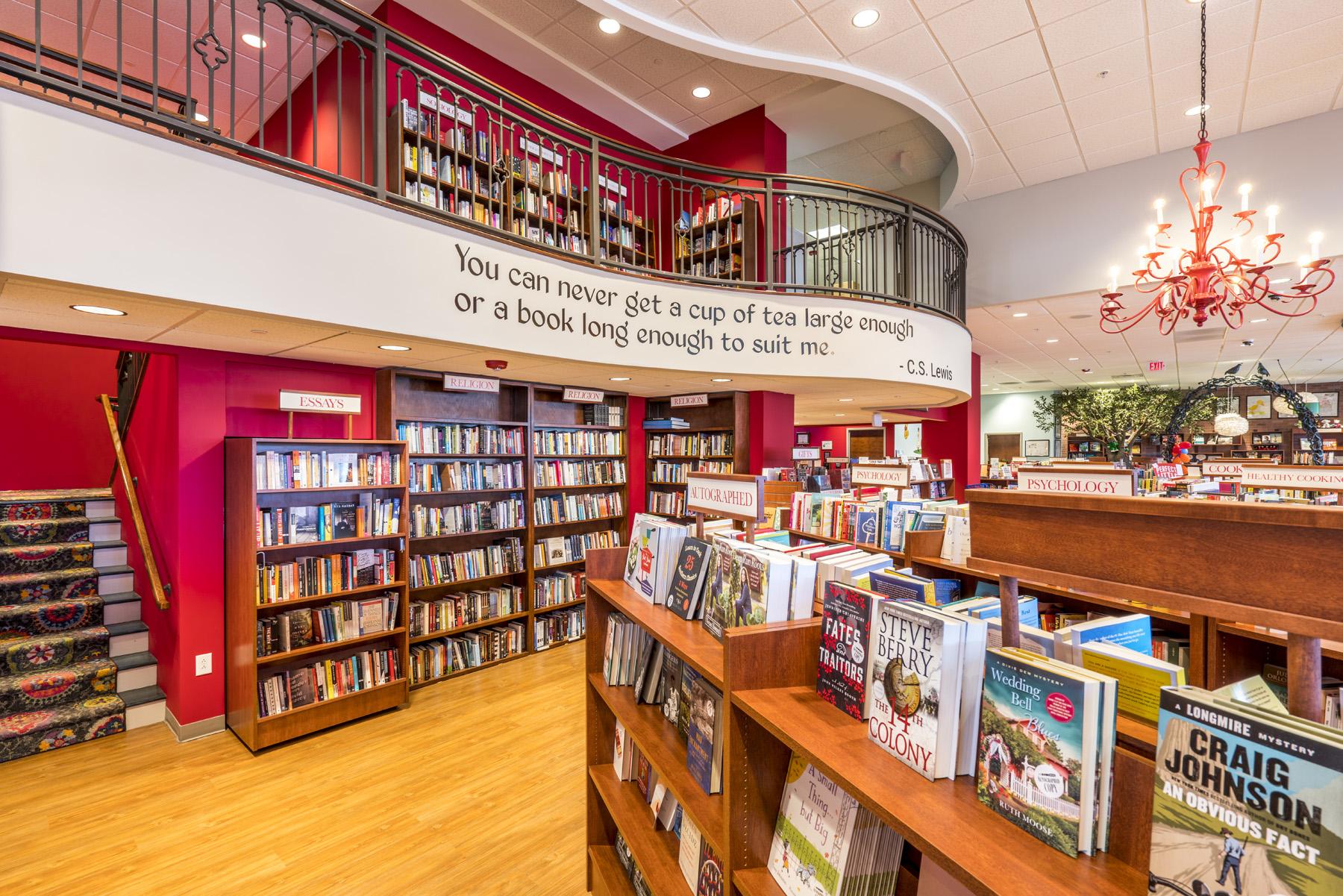 QUAILRIDGE BOOKSTORE - RALEIGH, NCXX SF•XX