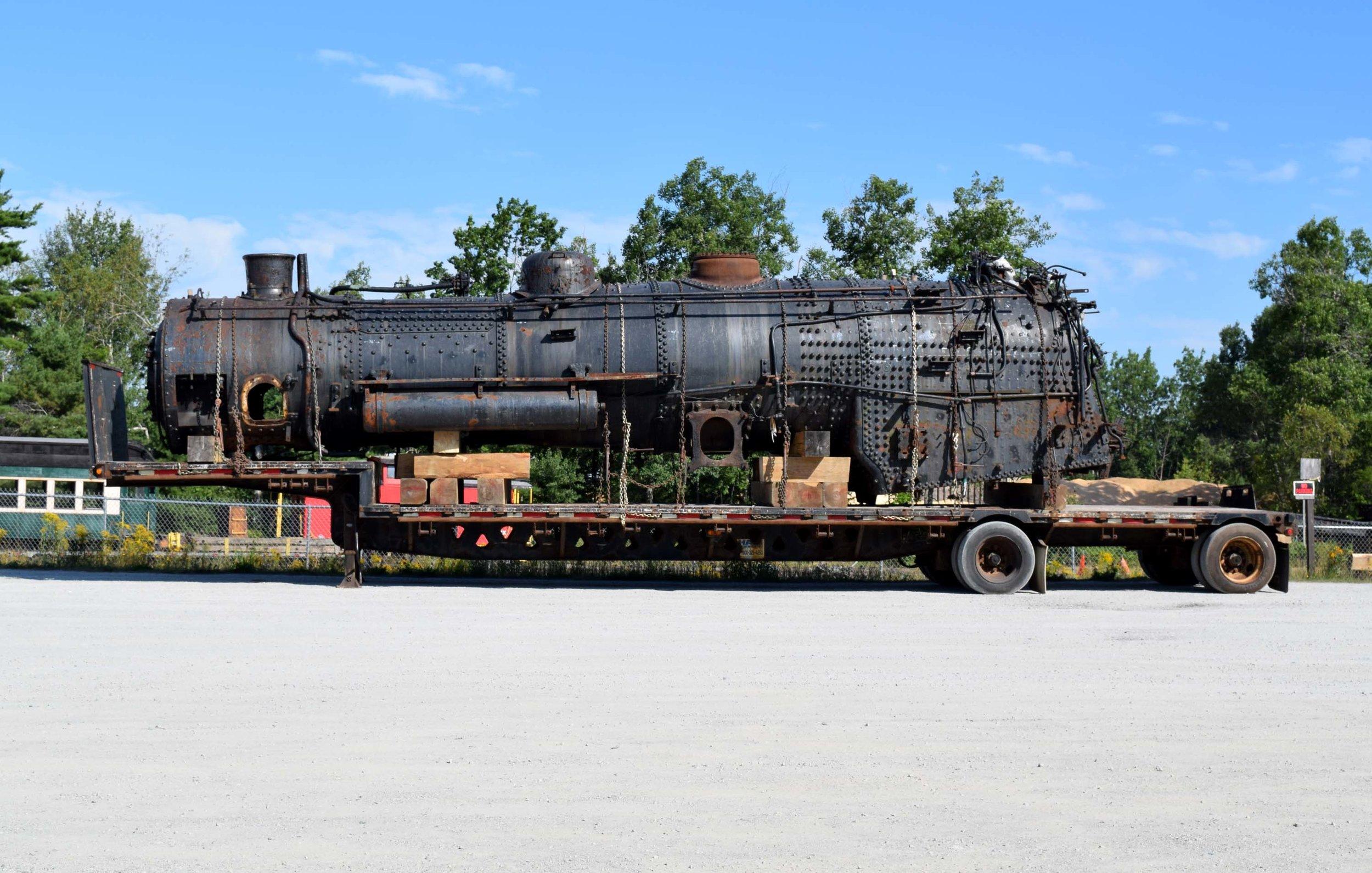 Boiler on truck.JPG