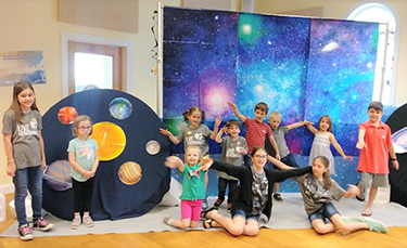 A Big Thank You... - …to all who helped make our Miraculous Mission VBS 2019 a great success! Adults and children alike had a wonderful time learning more about Jesus and could see Him at work throughout the day as we served one another with love.