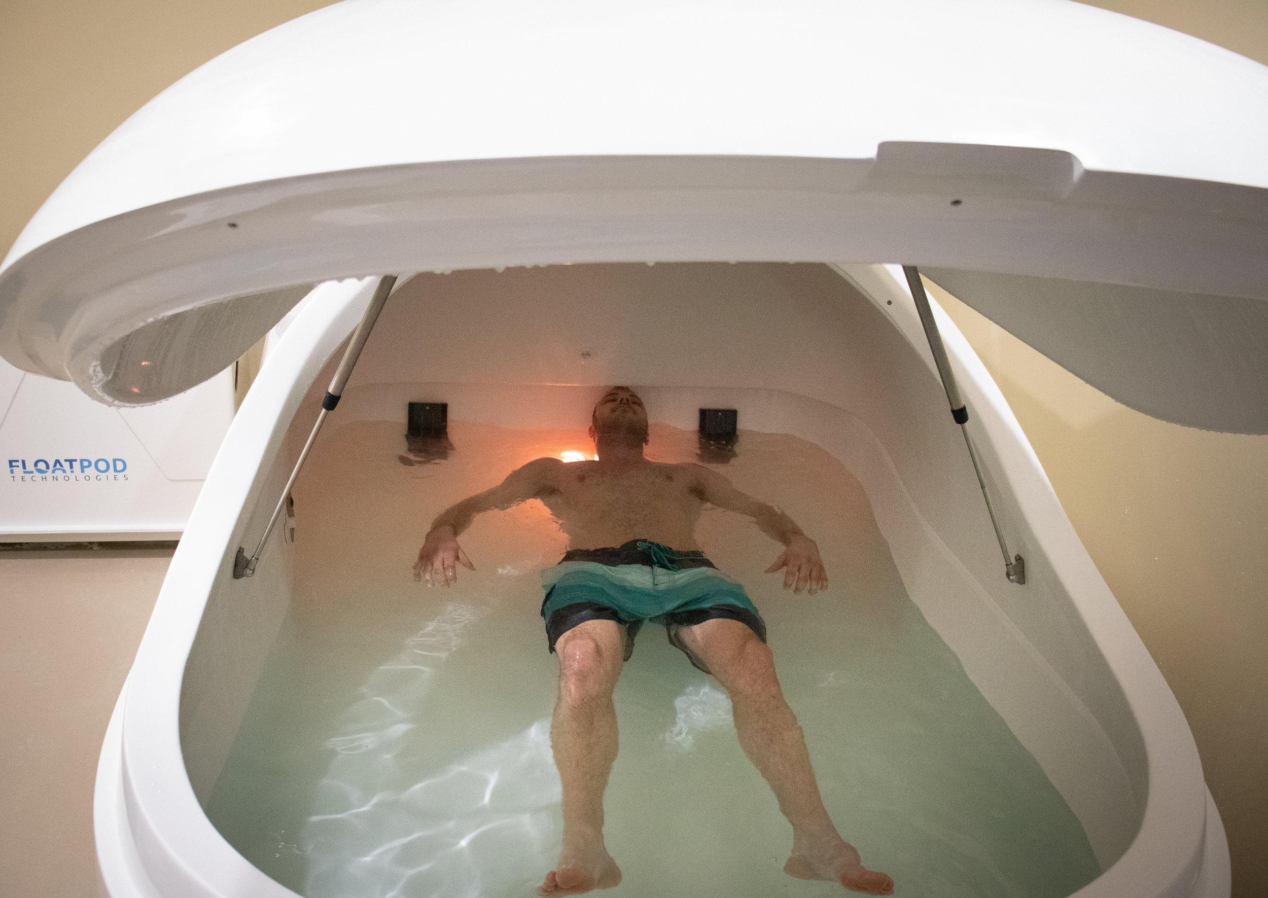float pod peterborough