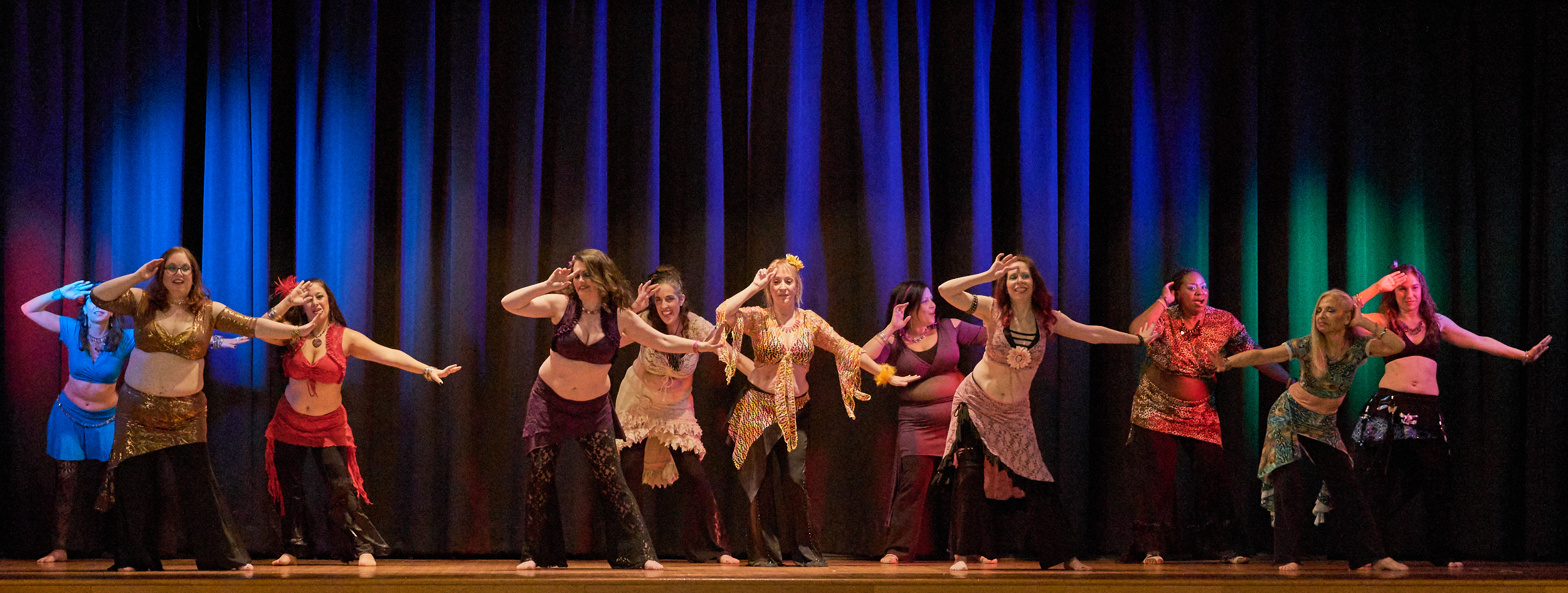 Evening at the Oasis Photos - Over 140 people attended our third annual Evening at the Oasis dance festival. It was a fun evening with great dance performances. Thanks to Melissa McParland and all the volunteers and dancers who worked so hard to make this event possible. Check out the photos here.
