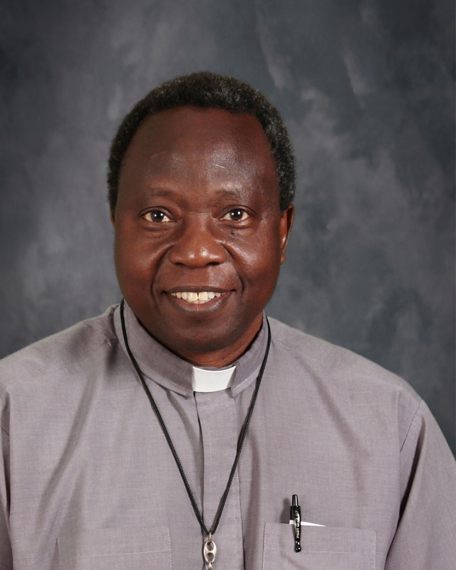Fr. Sebastian Nzabhayanga