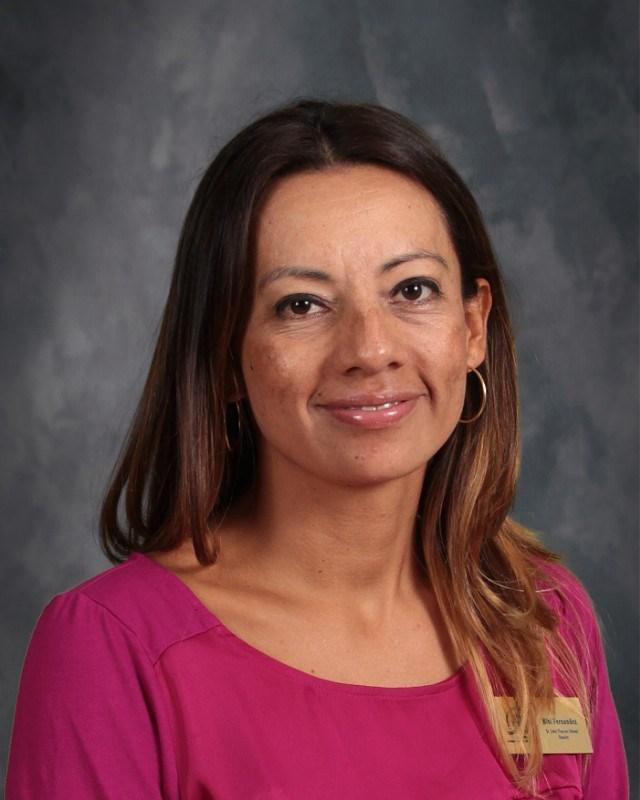 Ms. Bibiana Fernandez   First Grade (Ext. 251)