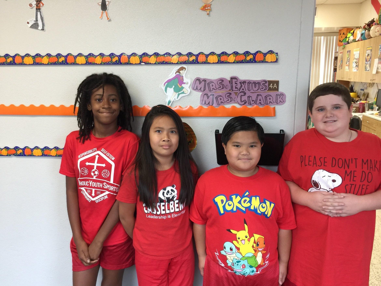 Fifth Grade Summer Activities - Supply List