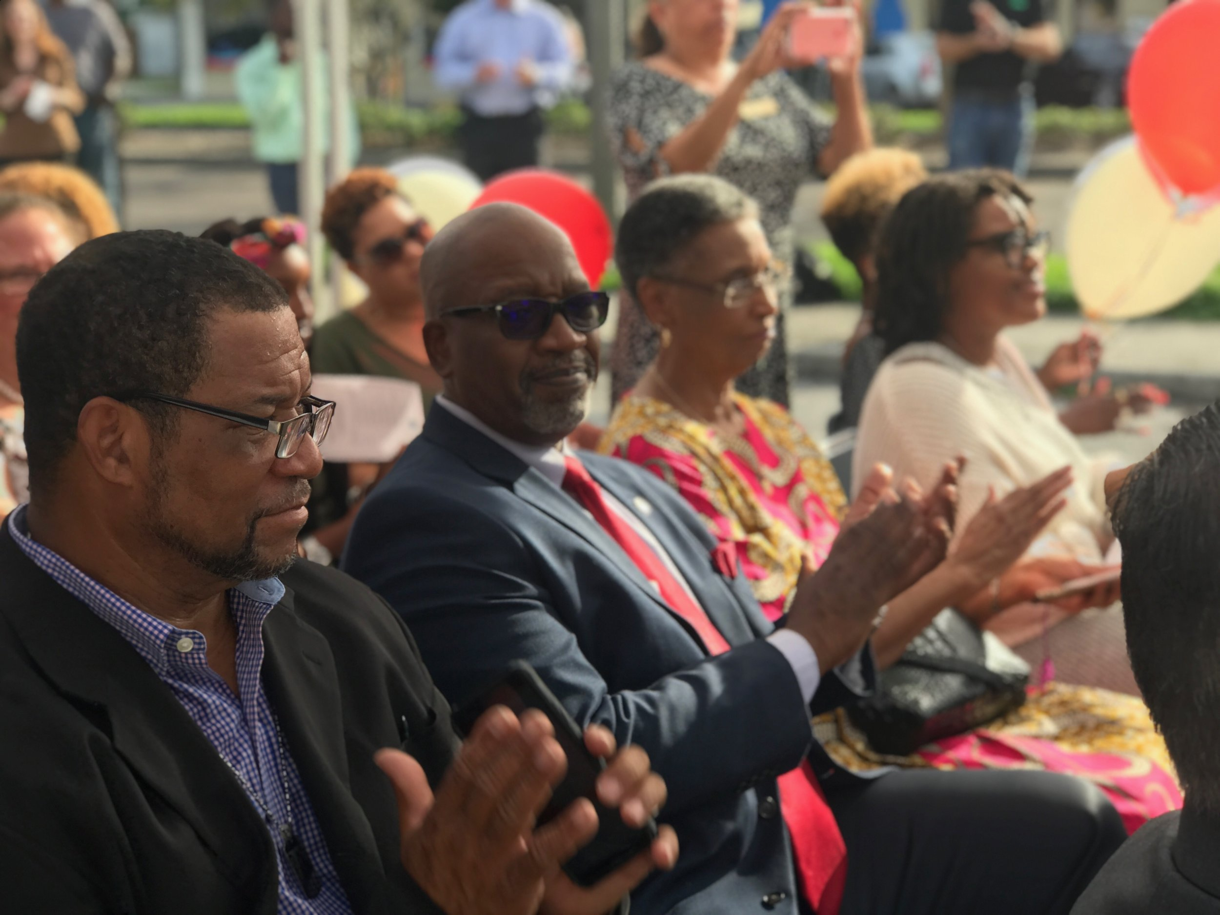 Rededication of Dr. David Welch Center  Held Oct 2, 2018 at the Dr. David Welch building St. Petersburg. This event was hosted by PERC